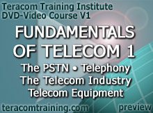 V1 Fundamentals of Telecom 1
